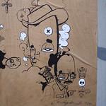 Brown Paper Doodles